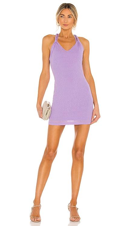 Lily Twisted Strap Dress superdown $60 NOUVEAU