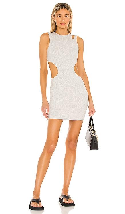 Bri Cut Out Dress superdown $58 NEW