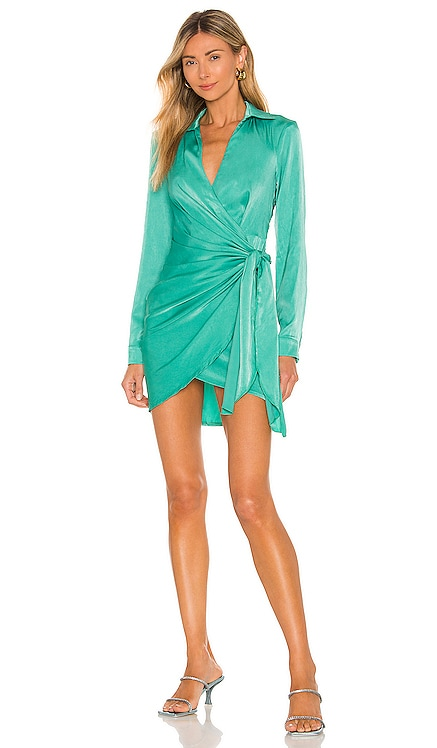 Sophie Draped Mini Dress superdown $74