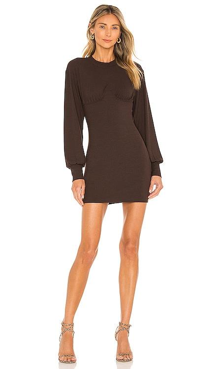 Tina Underwire Mini Dress superdown $72 NEW