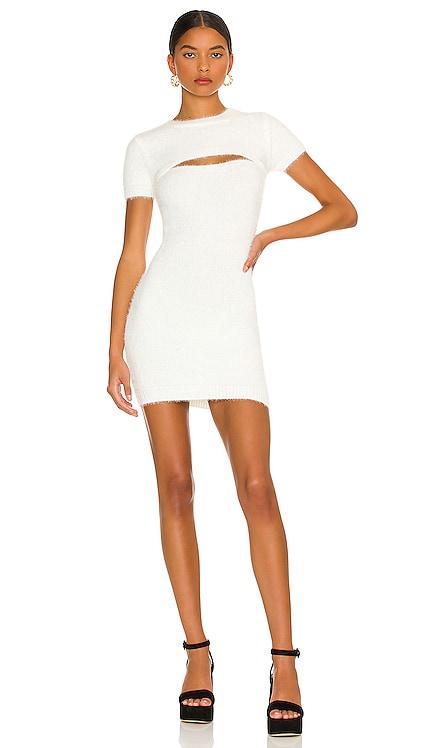 Lola Cut Out Dress superdown $66 NEW