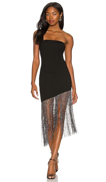 Cleo Strapless Dress superdown $82 NEW