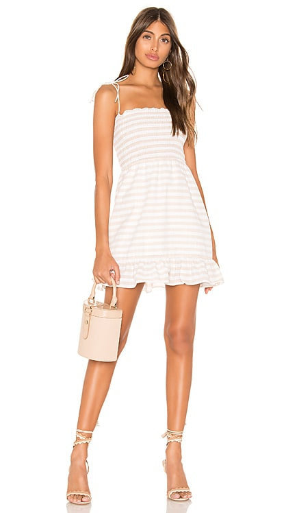 ROBE COURTE CAROLINE superdown $64 BEST SELLER