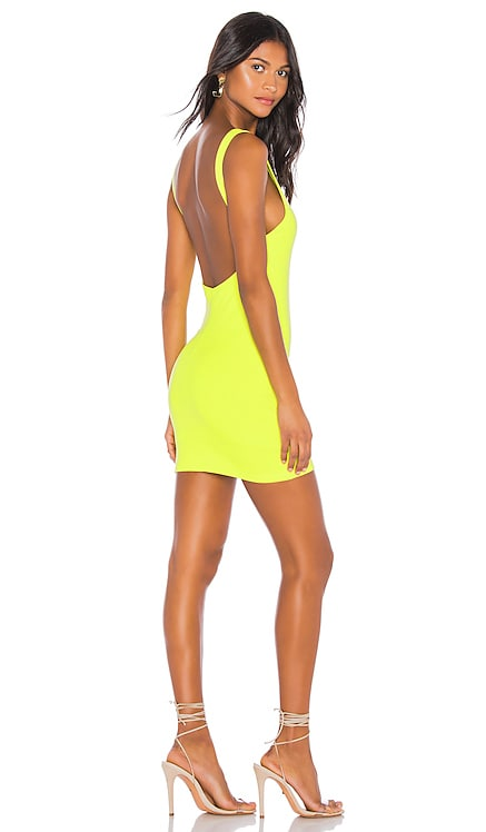 Kourtney Backless Mini Dress superdown $68 BEST SELLER