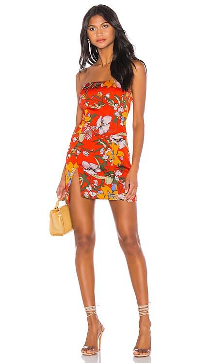 Irene Strapless Mini Dress superdown $74 BEST SELLER