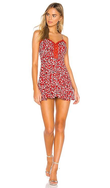 Briana Mini Dress superdown $68 BEST SELLER