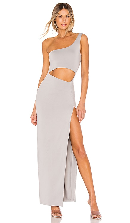 Erla Cutout Maxi Dress superdown $88