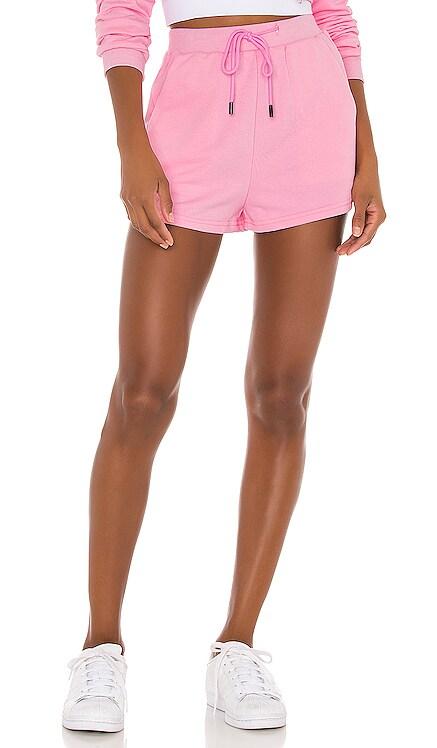 Danna Fleece Shorts superdown $32