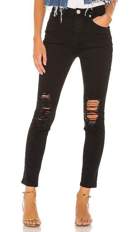 Suza Distressed Jeans superdown $53