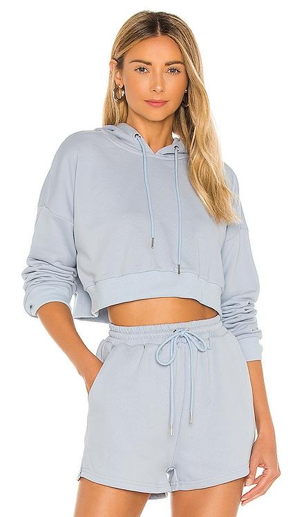 Malia Cropped Sweatshirt superdown $62