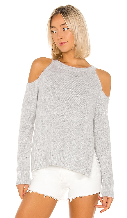 Aldis Cold Shoulder Sweater superdown $56