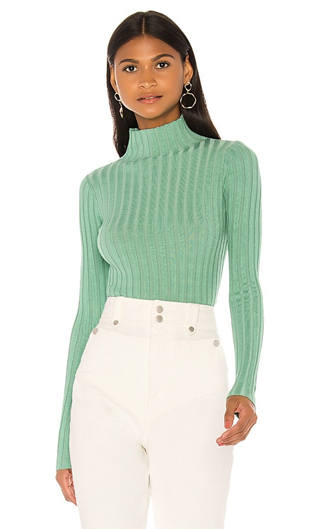 Deonna Mock Neck Sweater superdown $58