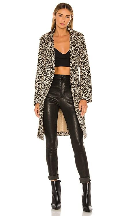 Tala Wrap Coat superdown $50
