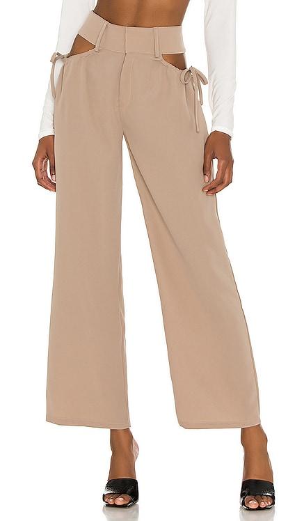 Benny Cut Out Pants superdown $78 NEW