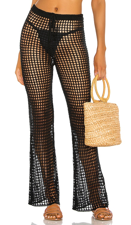 x Chantel Jeffries Hannah Crochet Pant superdown $58 BEST SELLER
