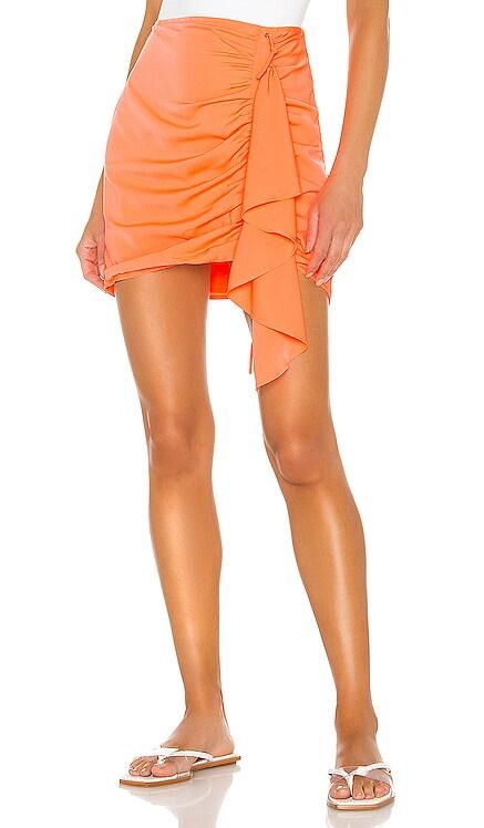 Brianna Drape Skirt superdown $40 (FINAL SALE)