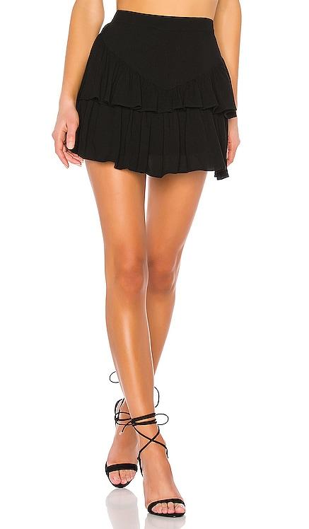 Becky Ruffle Tier Skirt superdown $56 BEST SELLER