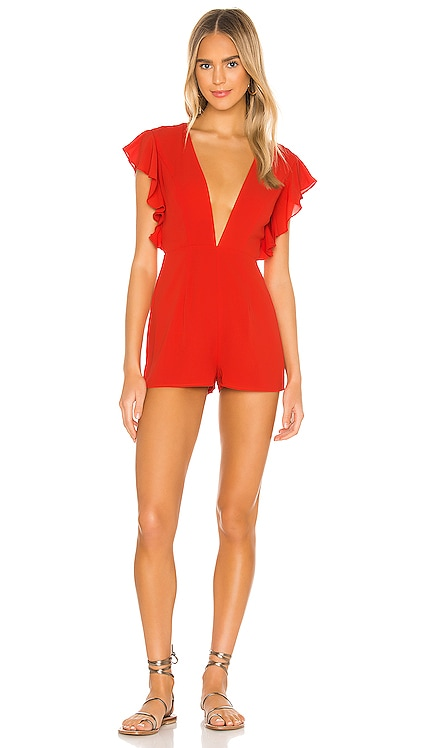Lucia Romper superdown $68