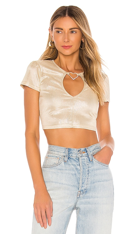 TOP CROPPED KRISITN superdown $44