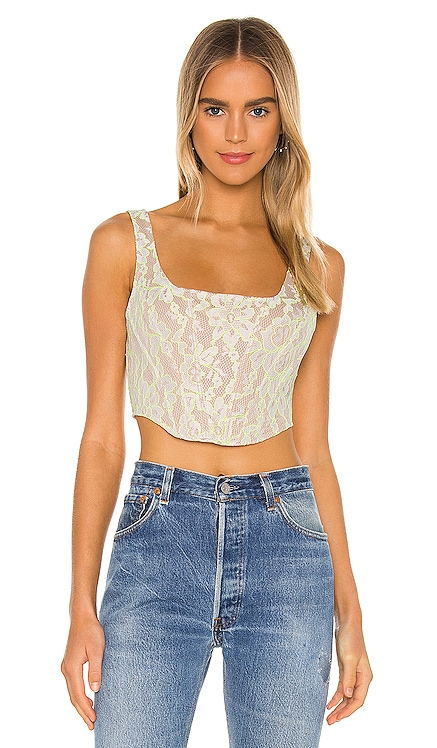 Mika Corset Top superdown $54