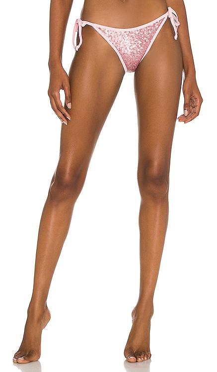 Chantell Sequin Bikini Bottom superdown $48 NEW
