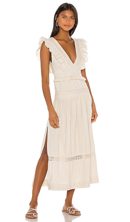 Lola Frill Maxi Dress Spell & The Gypsy Collective $269 NEW ARRIVAL