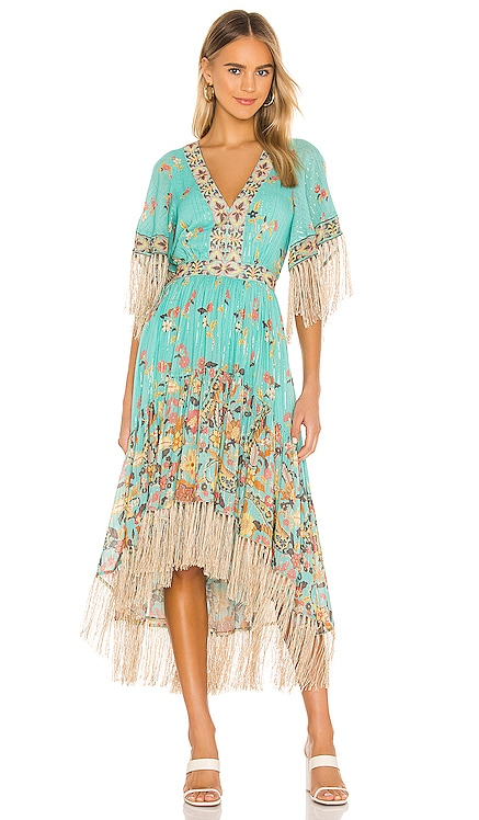 Hendrix Tasseled Dress Spell & The Gypsy Collective $349 BEST SELLER