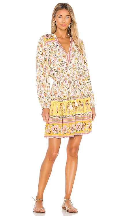 Portobello Road Long Sleeve Playdress Spell & The Gypsy Collective $229 NEW
