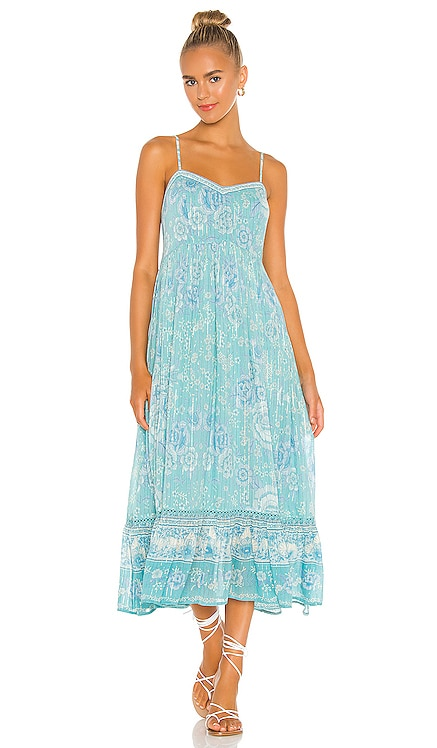 x REVOLVE Mystic Strappy Maxi Dress Spell & The Gypsy Collective $259 NEW