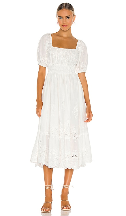Capulet Broderie Anglaise Soiree Dress Spell & The Gypsy Collective $329