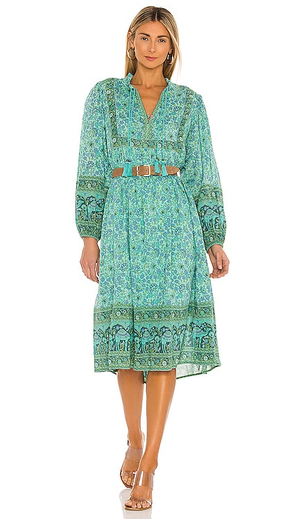 Sundown Boho Dress Spell $269