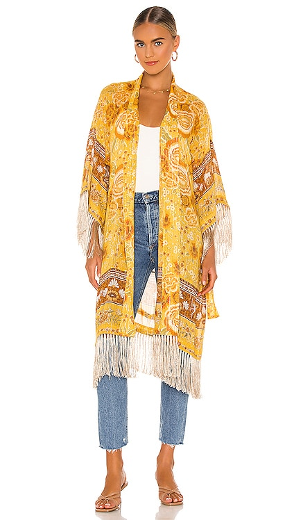 Mystic Tasselled Robe Spell & The Gypsy Collective $229 NEW