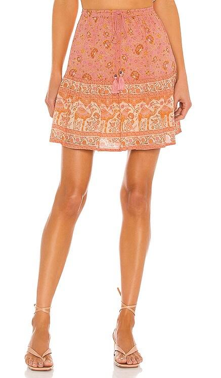 Sundown Mini Skirt Spell $139 NEW