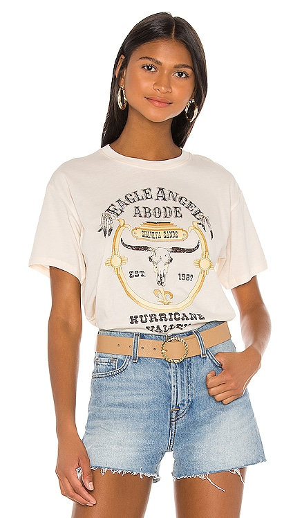 T-SHIRT GRAPHIQUE EAGLE ANGEL SPELL $52
