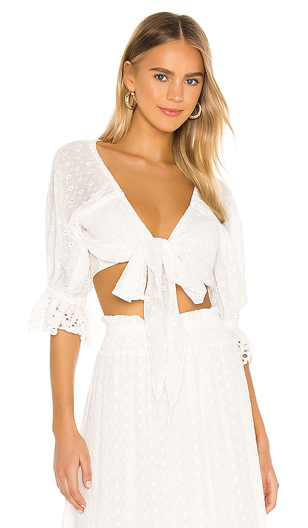 Daisy Chain Tie Top Spell & The Gypsy Collective $129