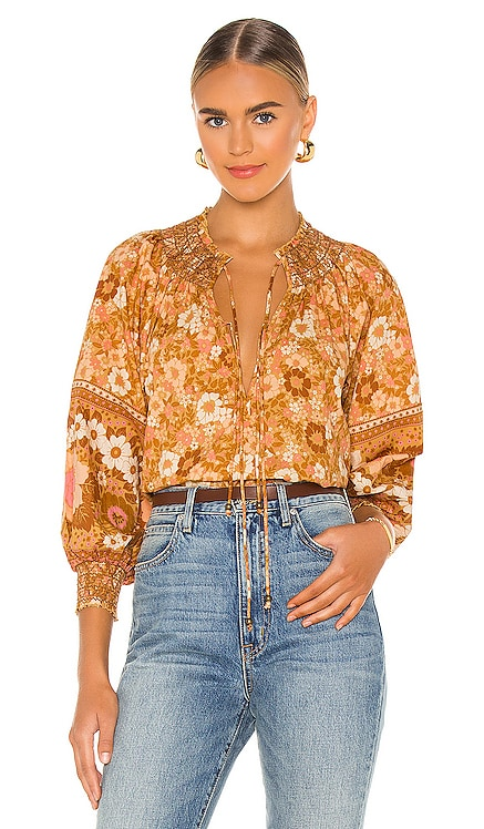 BLUSA ANNE Spell & The Gypsy Collective $179 NUEVO