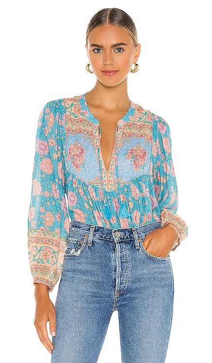 BLUSA LOVE STORY Spell & The Gypsy Collective $179 NUEVO