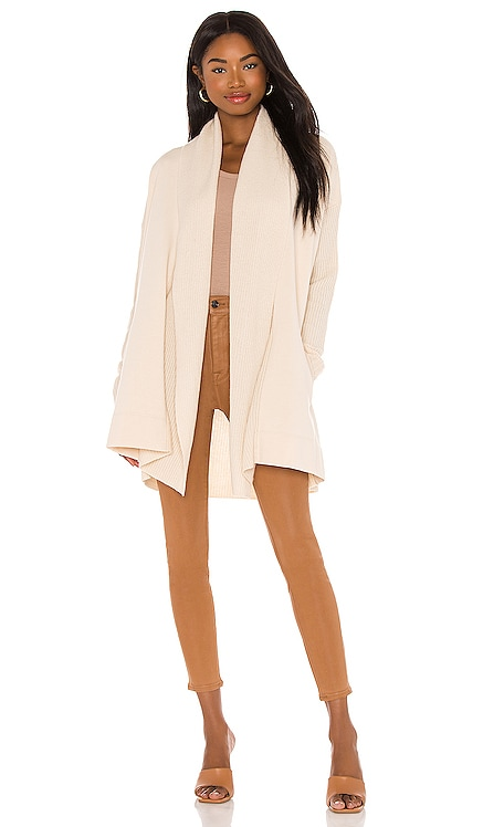 French Terry and Sweater Mix Cardigan Splendid $198 BEST SELLER