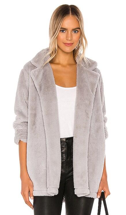 Faux Fur Sleep Jacket Splendid $88
