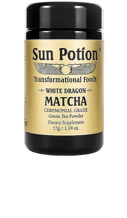 White Dragon Matcha Powder Sun Potion $67
