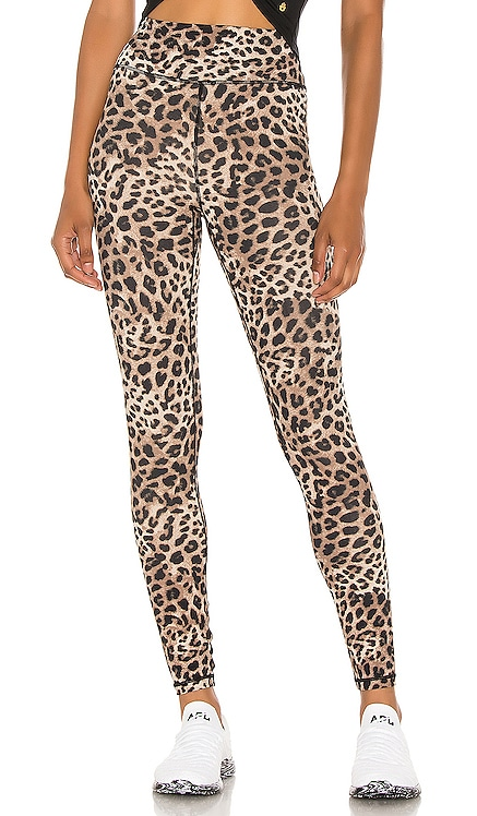 Perfect High Waist Legging Spiritual Gangster $98