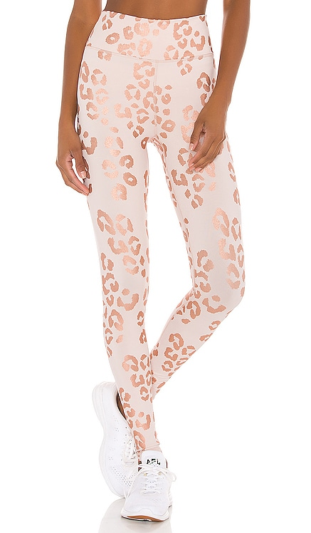 Essential High Waist Legging Spiritual Gangster $98