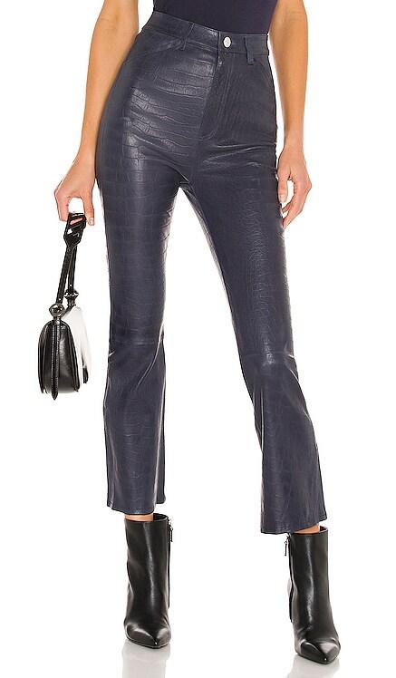 Embossed 5 Pocket Crop Flare Pant SPRWMN $1,275
