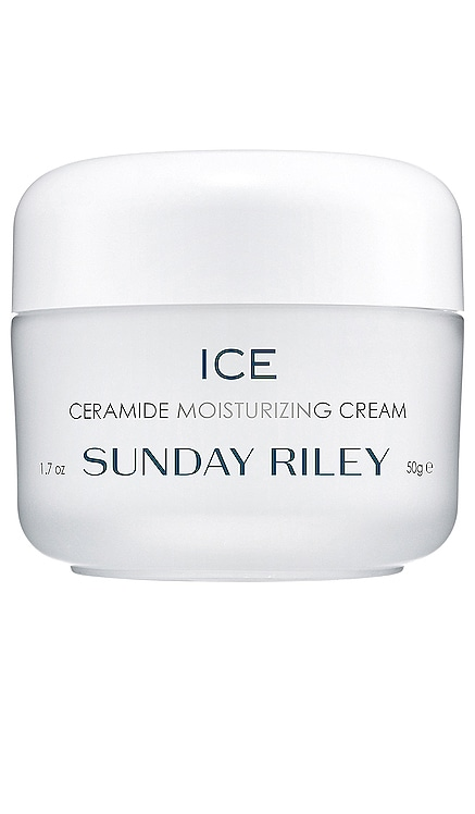 ICE Ceramide Cream Sunday Riley $65 BEST SELLER