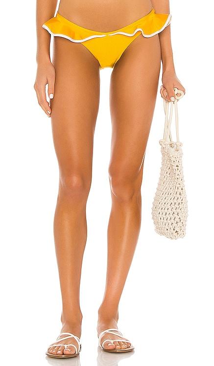 Sahara Ruffled Bikini Bottom Shani Shemer $140 NEW