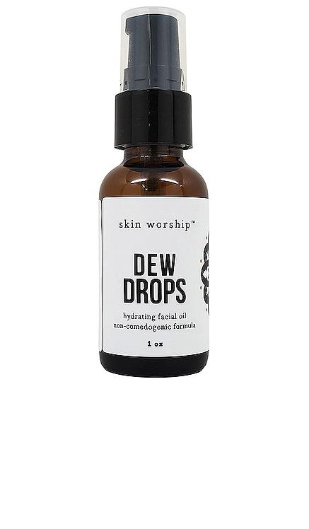 HUILE VISAGE DEW skin worship $48