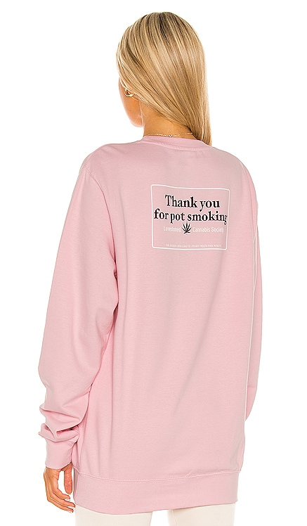 SWEAT THANK YOU Sugarhigh Lovestoned $121