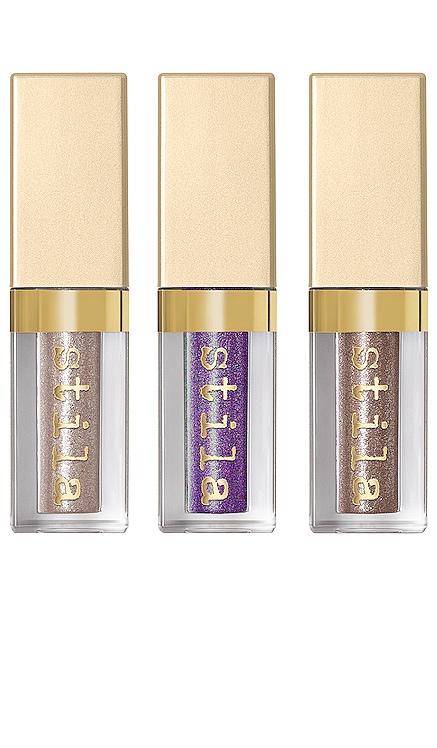The Highest Realm Glitter & Glow Liquid Eyeshadow Set Stila $25