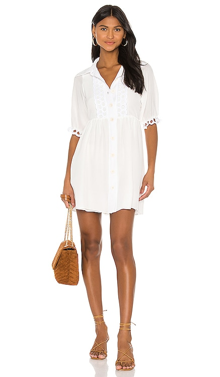 Silk Paper Doll Dress Stoned Immaculate $365 NEW ARRIVAL