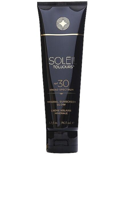 ÉCRAN SOLAIRE MINERAL GLOW Soleil Toujours $39